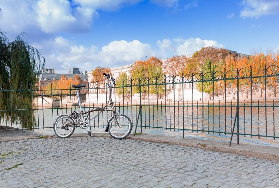 Vélo cueillette en Ile-de-France