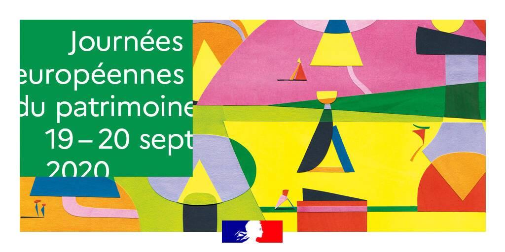 Journées du Patrimoine 2020 et Paris à Vélo