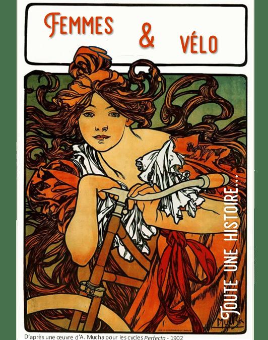 Femmes et vélo : toute une histoire !
